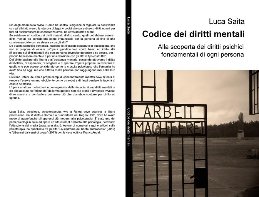 codice dei diritti mentali copertina doppia